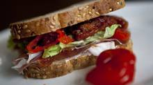 The BiPartisan Sandwich (Deborah Baic/The Globe and Mail)
