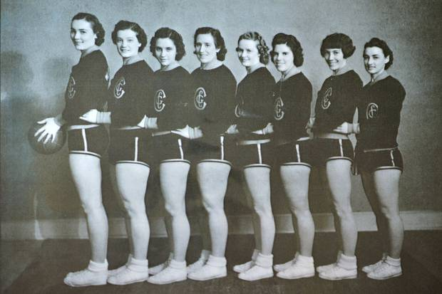 The Grads, who played their last game in 1940, won 93 per cent of their games.