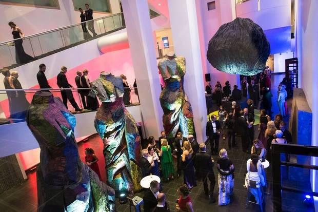 The 2015 Montreal Museum of Fine Arts Gala.