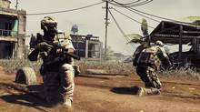 Given this new climate of high-profile, big-budget heavyweights, one imagines the team at Ubisoft Paris felt a bit of pressure developing Tom Clancy's Ghost Recon: Future Soldier, a game that, at least in part, is trying – and not quite managing – to be the sort of high-gloss shooter to which today's gamers have grown accustomed. (Ubisoft)
