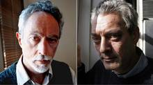 J.M Coeztee (left) and Paul Auster have released a collection of their letters to each other. (Reuters/AP)