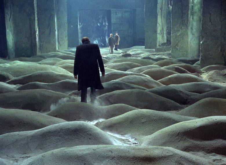 Taken together, Tarkovsky's filmography provides a useful lesson in artistry, showing that it is preferable to colour outside the lines than to not have any lines at all.