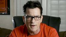 Charlie Sheen on Ustream.TV (Ustream.TV)