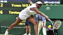 Venus Williams (GLYN KIRK/AFP/Getty Images)