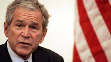 Those old Bush ideas haunt us still (MOHAMMED JALIL/AFP/Getty Images)
