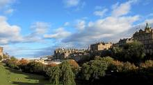 All of Edinburgh is a UNESCO World Heritage Site. (Zoe Cormier for The Globe and Mail)