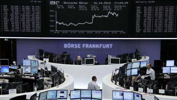 #1) DAX (Germany): +25.93%. (Reuters)