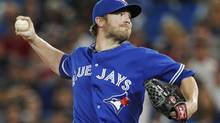 The Toronto Blue Jays will lose pitcher Kyle Drabek for a year. (The Canadian Press)