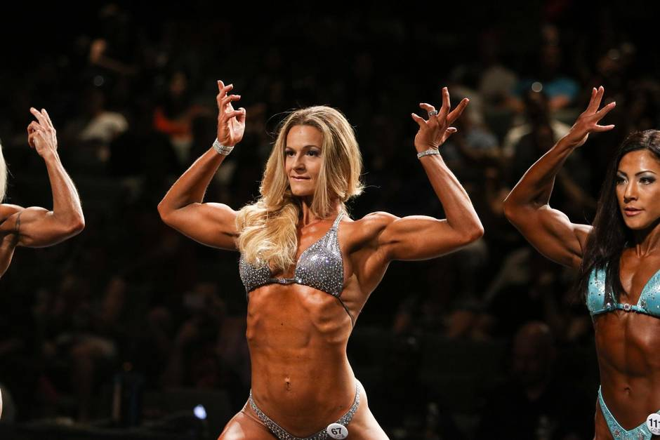 Bikini Bodies Women S Competitive Bodybuilding The Globe And Mail