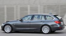 2012 BMW 3-Series Touring (BMW)