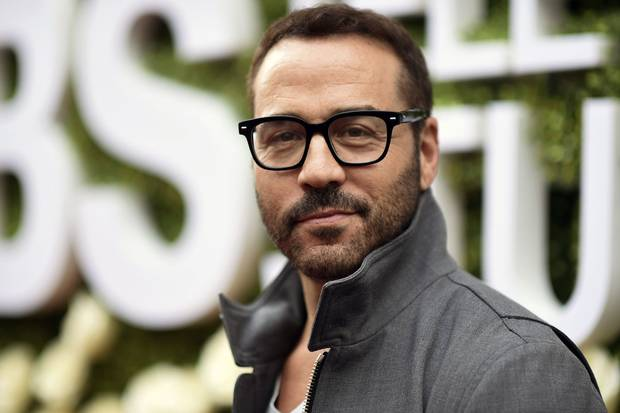 Aug. 1, 2017: Jeremy Piven attends the CBS Summer Soiree in Studio City, Calif.