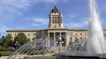 Manitoba Legislature (TIM POHL/GETTY IMAGES/ISTOCKPHOTO)