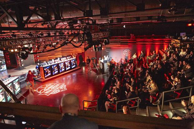 The 2017 NBA 2K All-Star Tournament Championship, where two teams, Still Trill and Throwdown, played live during NBA All-Star week for a $250,000 prize.