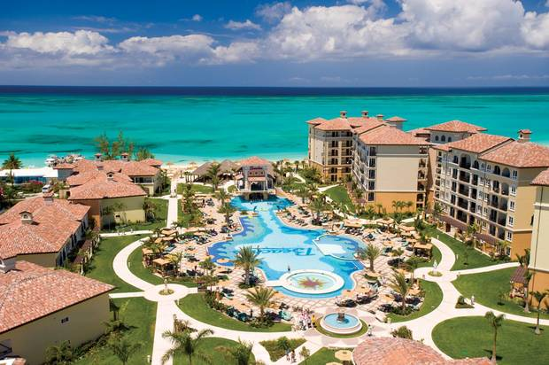 Among the amenities available at Beaches,Turks & Caicos, complimentary childcare with certified nannies may be the most stress-reducing for parents.