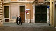 Quiet morning hours are the best time to see Rome in the summertime. (Deena Douara/The Globe and Mail)