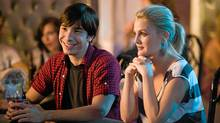 Justin Long as Garrett and DREW BARRYMORE as Erin in Going the Distance. (Jessica Miglio/Jessica Miglio)