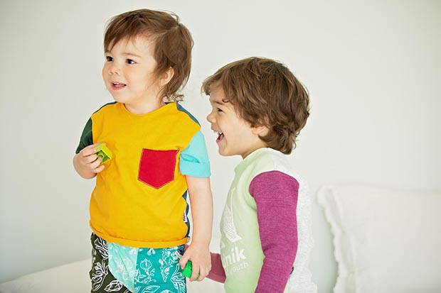 The brand will expand its size range to cover children aged three months to five years this fall.