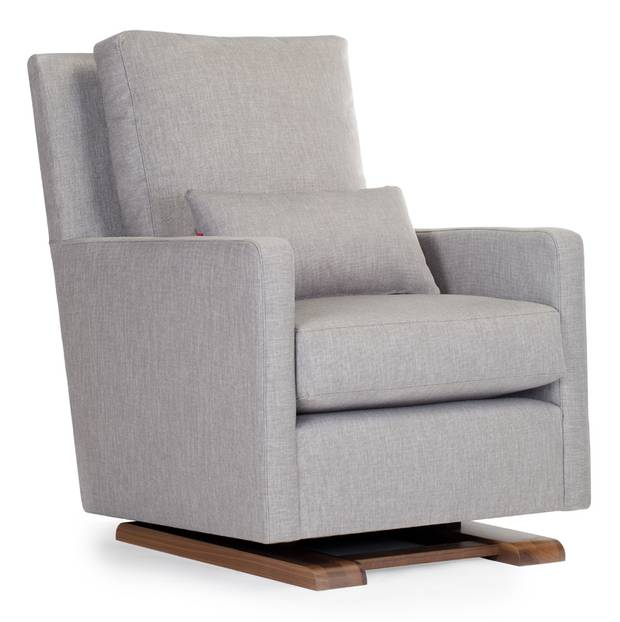Como Glider chair by Monte, $1,295 at Monte Design (www.montedesign.com).