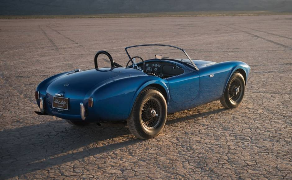 First Shelby Cobra Sells For 17 7 Million Priciest American Car