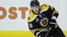 Boston Bruins forward Tyler Seguin (Peter Power/The Globe and Mail)