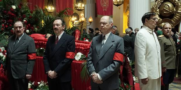 Armando Iannucci's The Death of Stalin helped open TIFF's Platform competition with a bang last Friday.