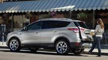 2014 Ford Escape (Ford)