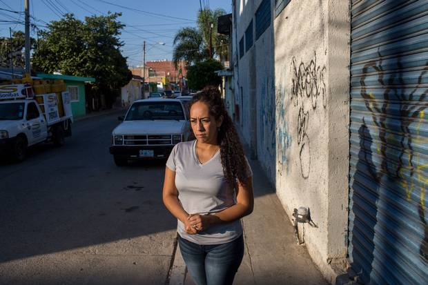 Ms. Morelos: 'Now I have nothing, only hope.'