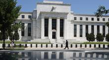 The U.S. Federal Reserve is alone among major central banks in having legislative mandates to achieve price stability and 'maximum employment.' (JIM YOUNG/JIM YOUNG/REUTERS)