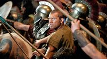 Sam Worthington stars as Perseus in Louis Leterrier fantasy Clash of the Titans.