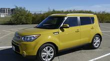 2014 Kia Soul (Petrina Gentile for The Globe and Mail)