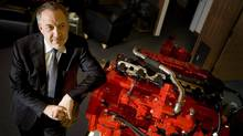 David Demers, CEO of Westport Innovations (JENNIFER ROBERTS/THE GLOBE AND MAIL)