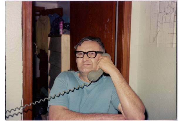 Everett Klippert in the late 1970s.