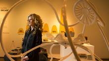 The Design Exchange's Shauna Levy: She hopes to launch a design festival. (Kevin Van Paassen/The Globe and Mail)