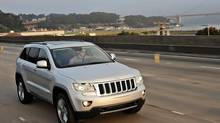 2011 Jeep Grand Cherokee (Chrysler)