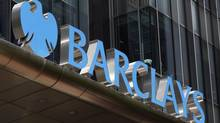 Barclays PLC increased the amount it had set aside to deal with claims in the U.K. insurance mis-selling scandal by £700-million to £2-billion last week; the industry could face an overall bill of up to £15-billion. (Lefteris Pitarakis/AP)