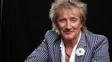 When Rod Stewart went disco in the 1970s it was a part of slow decline of rock 'n' roll that continues to this day. (Eric Charbonneau/AP)