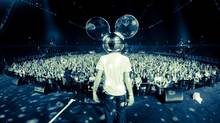 Handout photo of Deadmau5.