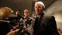 Councillor Adam Vaughan says the addition of a gambling facility in the downtown core would discourage other developments. (Deborah Baic/The Globe and Mail)