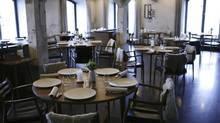 The interior of Rene Redzepi's Noma restaurant is seen in Copenhagen December 12, 2009. (Christian Charisius/REUTERS)