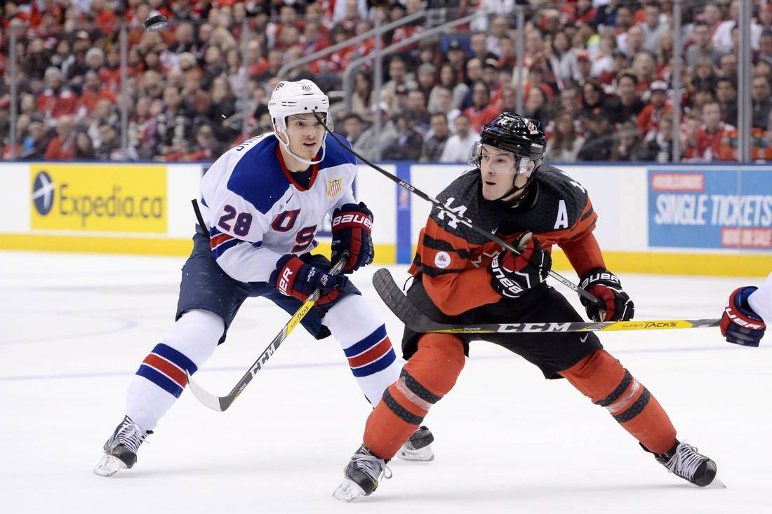 Preview Canada Out For Revenge As They Fight Team Usa For World