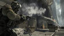 "Advice: Young moms and dads may want to select ""yes"" when prompted whether to skip content that Activision deems potentially ""disturbing or offensive"" in this year's Call of Duty. (Activision)"