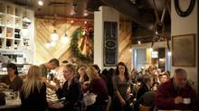 John & Sons Oyster House in Toronto leaves much to be desired. (Tim Fraser for The Globe and Mail)