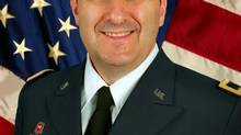 U.S. Army Major-General Harold J. Greene is pictured on Aug. 25, 2005. Greene was killed and more than a dozen people wounded, including a German brigadier-general, in the latest insider attack by a man believed to be an Afghan soldier, U.S., German and Afghan officials said on Tuesday. (U.S. ARMY)