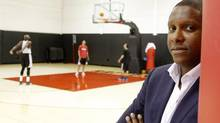 Toronto Raptors general manager Masai Ujiri (Fernando Morales/The Globe and Mail)