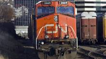 CN Rail (Andrew Vaughan/Andrew Vaughan/The Canadian Press)