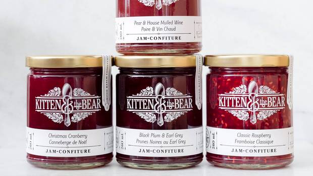 Preserves from Kitten & The Bear