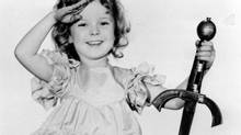 Shirley Temple's innocence embodied a state of ideal national being. (AP)