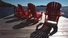 Lake Muskoka (Fred Lum/Fred Lum/The Globe and Mail)