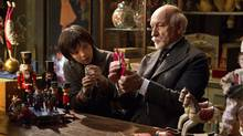 "A scene from ""Hugo"" (HANDOUT/Reuters)"