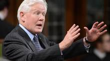 Liberal interim leader Bob Rae in the House of Commons on Jan. 30, 2013. (Sean Kilpatrick/THE CANADIAN PRESS)